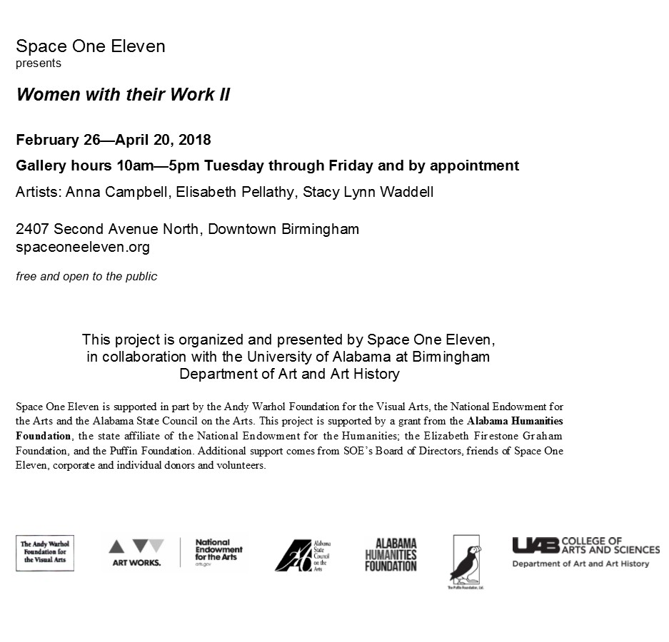 Space One Eleven - A Visual Arts Organization - 2409 Second