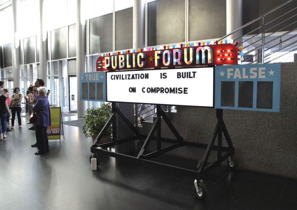 Public Forum in Canada 4.25x6